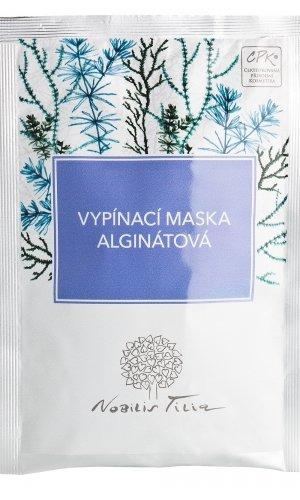 Vypínací maska alginátová