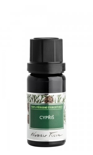 Éterický olej Cyprus