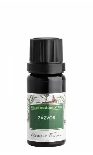 Éterický olej Zázvor