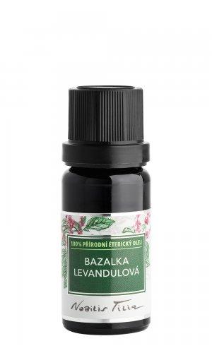 Éterický olej Bazalka levandulová