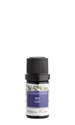 Éterický olej bio Cist