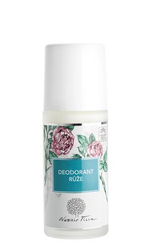 Deodorant Ruža