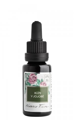 Ruža v jojobovom oleji