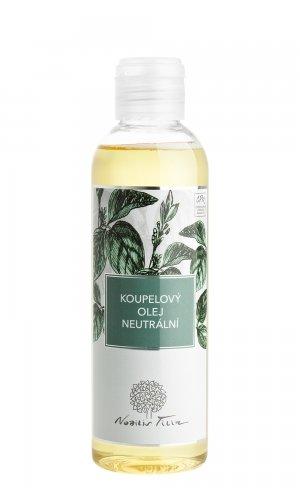 Kúpeľový olej Neutrálny