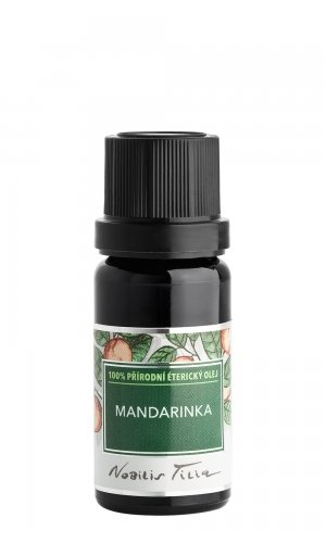 Éterický olej Mandarinka