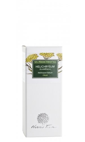 Éterický olej Helichrysum (slaměnka)