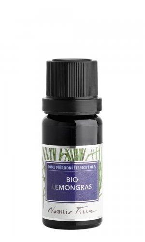 Éterický olej BIO Lemongras