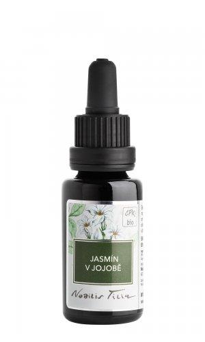 Jasmín v jojobovém oleji