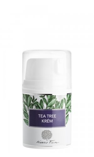 Tea tree krém