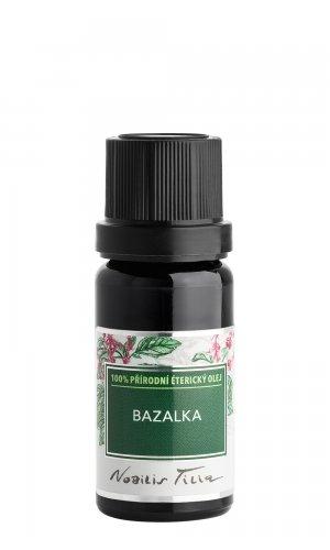 Éterický olej Bazalka