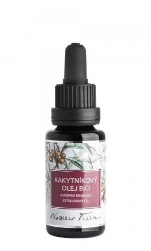 Rakytníkový olej bio