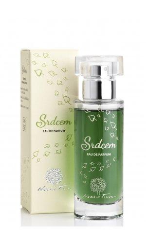 Prírodná parfumovaná voda Srdcom 30 ml