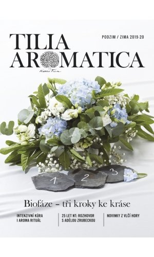 Časopis - Tilia Aromatica jeseň 2019
