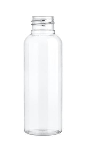 Lahev RONDO -PETG,NATUR 100 ml