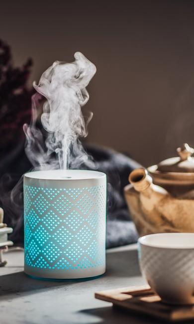 Aromaterapie a stres