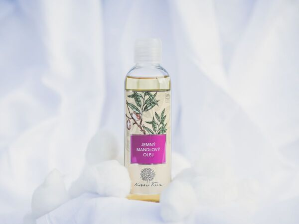 Mandlový olej - prírodná kozmetika Nobilis Tilia