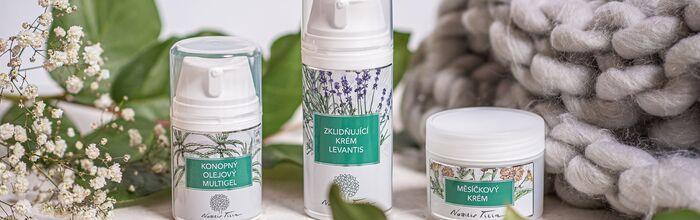 Jak na ekzémy - přírodní kosmetika Nobilis Tilia