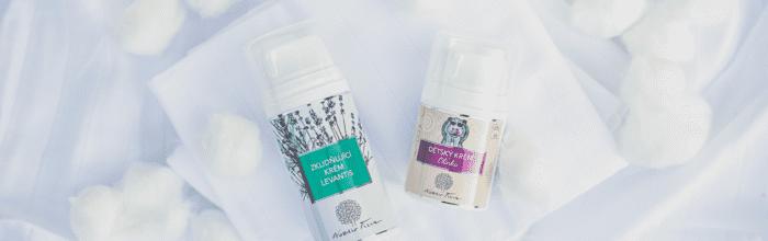 Péče pod plenkami - přírodní kosmetika Nobilis Tilia