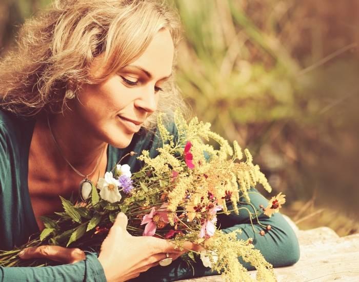 Kosmetika založená na aromaterapii